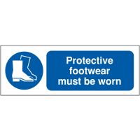 Custom Vinyl Construction Site Safety Sign Labels
