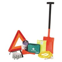 Complete Vehicle Safety Kits for Cold Winter Weather