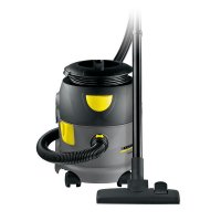Karcher T 10/1 Compact Vacuum Cleaner with Washable Fleece Filter Basket