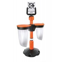 Skipper™ Temporary General Waste Station with Post and Base