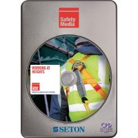 Working at Height' Staff Safety Training DVD in English