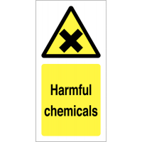 Harmful Chemicals' Self-Adhesive Vinyl Labels Roll