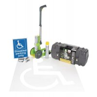 Disabled Parking Bay Creation Kit