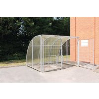 Stratford secure lockable cycle shelters