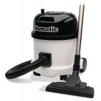 Numatic vacuum with HEPA filter