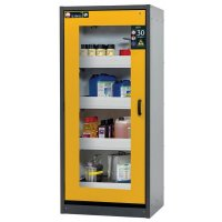 Essential Fire Resistant Safety Cabinet with Glass Window