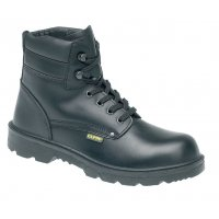 Capps Leather Anti-Shock Work Boots