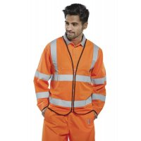 Reflective Fire Retardant High Visibility Jacket