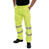 Functional, high-vis workman trousers