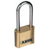 ABUS rust and corrosion-resistant solid brass combination padlock