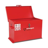 Easily Transportable Flammable Storage Boxes