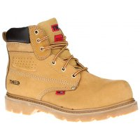 Goodyear Welted Leather Safety Work Boots
