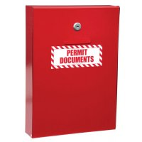 Secure Permit Document Box
