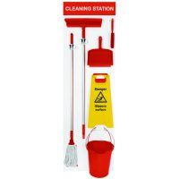 Cleaning Station Shadow Boards