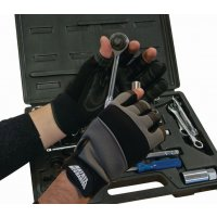 Polyco® Matrix Mechanic Open-Finger Gloves