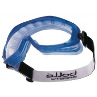 Bolle Atom Anti-Fog, Anti-Scratch Safety Goggles