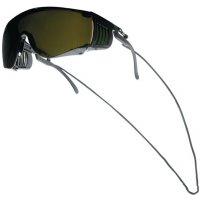 Bollé Squale Extendable UV-Resistant, Anti-Scratch Over-Goggles
