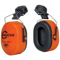 JSP® InterEX™ Noise-reducing Adjustable Earmuffs