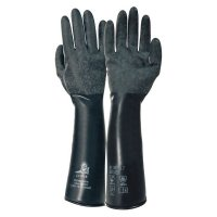Honeywell Butoject 897+ Injection-Moulded Butyl Chemical-Resistant Gloves