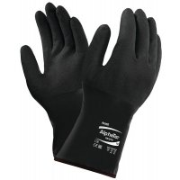Ansell Alphatec 58-270 Chemical-Resistant Gloves with Double-Wall Nitrile Shell