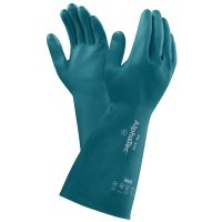 Ansell AlphaTec AquaDri Chemical-Resistant Safety Gloves