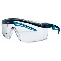 Uvex AstroSpec 2.0 Impact-Resistant Panoramic Safety Glasses