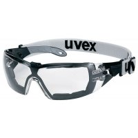Anti-fog Uvex Pheos Guard Safety Glasses