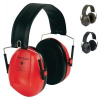 3M Peltor Bull's Eye Foldable Earmuffs for Protection Up To 35 dB