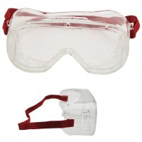 3M 4700 and 4800 Standard Polycarbonate and PVC Safety Goggles with Anti-Fog Option