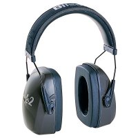 Howard Leight® Leightning® Ear Muffs (SNR31) In Black/Grey