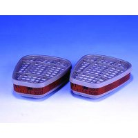 3M Twin Lightweight Filters for Respiratory Protection