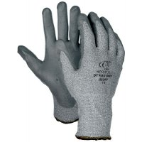 Polyco Dyflex Seamless Cut-Resistant Knit Safety Gloves