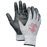 Polyco Matrix C3 Cut-Resistant Safety Gloves with Polyurethane Coated Palms