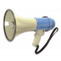15-Watt Megaphone with Optional Siren or Separate Microphone