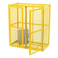 Customisable Security Cages