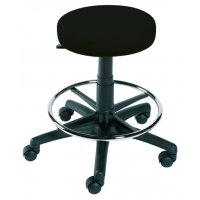 Adjustable medical stools