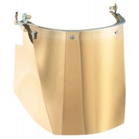 Honeywell Supervizor Gold-Coated Polycarbonate Face Shield