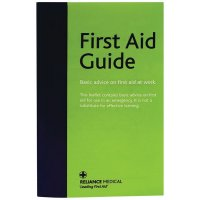 Basic First Aid Principles Explained Booklet