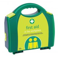 A Handy & Excellent Value HSE Approved First Aid Kit