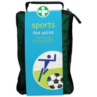 Sports & outdoor activities first aid kit in a durable bag