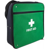 First Aid Responder First Aid Kit With Shoulder Strap