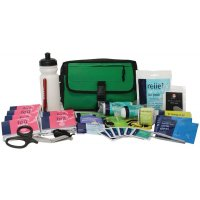 First Aid Kit For Sports And Outdoor Activities