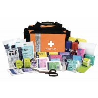 Comprehensive Portable Large Sports First Aid Kit