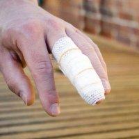 Protective Self-Seal Finger Dressings