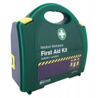 Fully Stocked British Standard Compliant First Aid Kits
