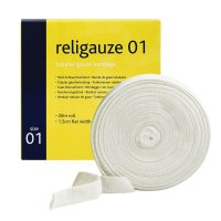 Tubular Gauze for First Aid Treatments on Fingers and Toes