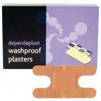 Pink Washproof Adhesive Plasters