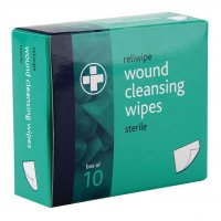 Individually Wrapped Sterile Moist Wipes