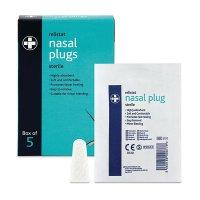 Healing Nasal Plugs