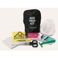 Automated External Defibrillator (AED) casualty preparation kit